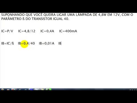 Transistor bipolar NPN TIP41 ( parte 1 )