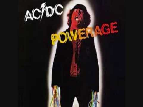 AC/DC - Gone Shootin