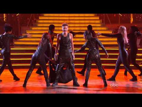 Justin Bieber Performs as Long As You Love Me Live On Dancing With The Stars - 9 25 2012 (in Hd) video