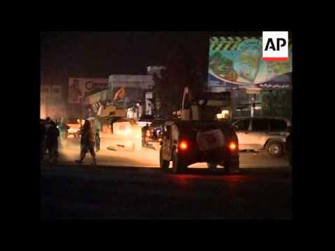 WRAP Explosion, gunfire at hotel frequented by foreigners, 2 killed, Taliban claim resp