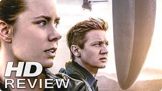ARRIVAL Kritik Review & Trailer German Deutsch (2016)