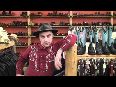 Joe's Cowboy Boots (rejected late night TV commercial)
