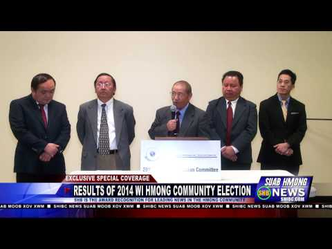 Suab Hmong News:  FULL COVERAGE Final Speech of Central Election Committee & Presidential Candidates