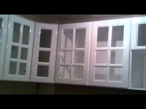 Cocina integral blanca youtube for Catalogo de cocinas integrales