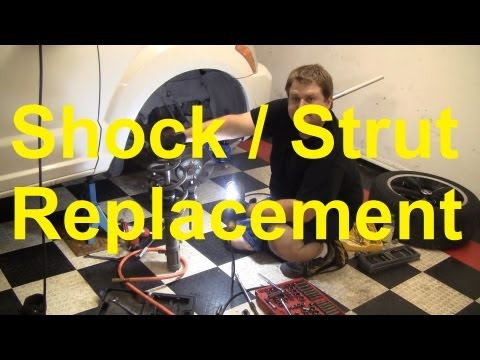 How To Replace Shocks / Struts On Your Car
