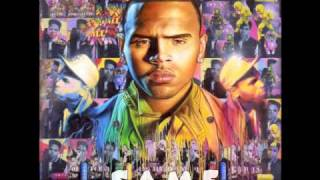 Watch Chris Brown Say It With Me video