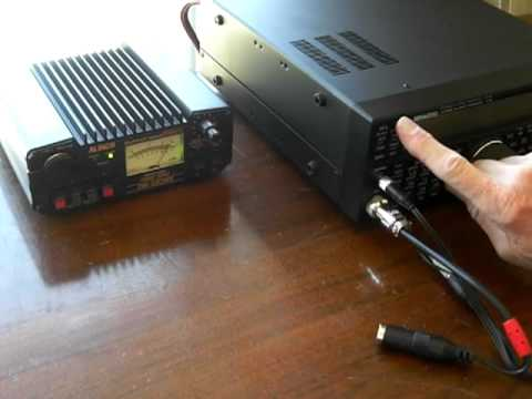 CIMG0313 Ham Radio first time starting.MOV
