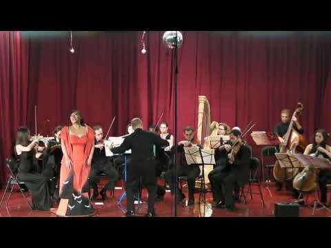O mio babbino caro - soprano Junko Watanabe, Stephen Sulich conducting the Manhattan Camerata