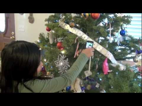 The Internet of Experiences:  Bulacard RFID Interactive Christmas Tree