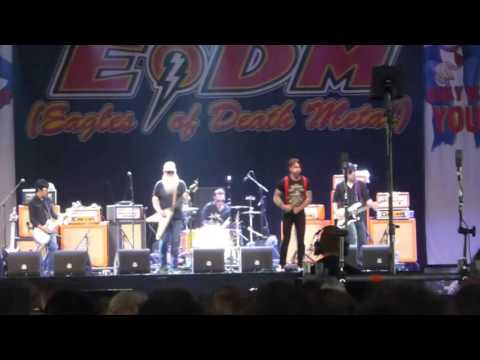 Lowlands 2016   Eagles Of Death Metal