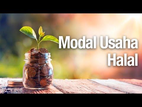Modal Usaha Halal Tanpa Riba - Ustadz Dr Erwandi Tarmidzi