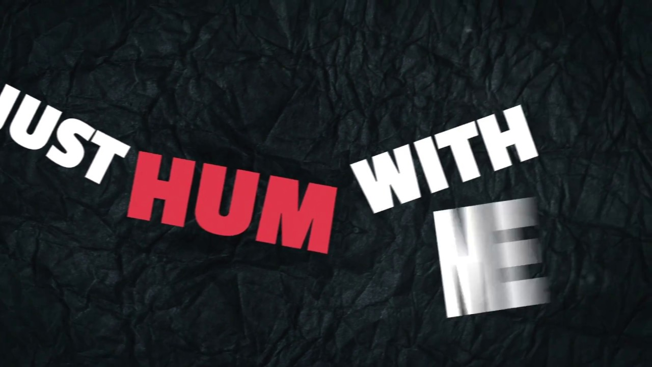 John De Sohn - Hum With Me (Lyric Video) [Ultra Music]