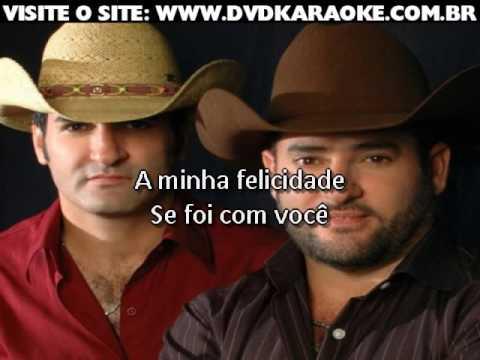 Adalberto E Adriano   Separação