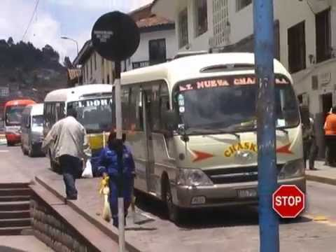 Publicidad en transporte urbano