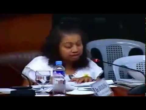 11 August 26 2014 Makati City Hall Building Philippine senate Blue ribbon committee