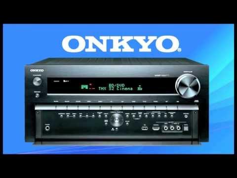 ONKYO TX-NR929 AV Receiver - Product Video