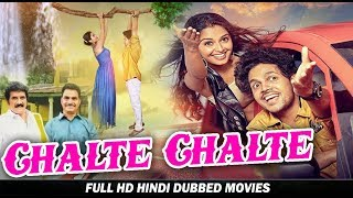 Chalte Chalte - Love On Wheels- HD Hindi Dubbed Comedy Movie 2018 - Vishwadev, Priyanka Jain, Sayaji