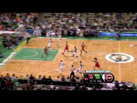 Celtics-Bulls Game 7 1st round I 2009 playoffs