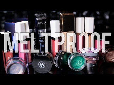 MELT PROOF MAKEUP   Best Waterproof Products #51