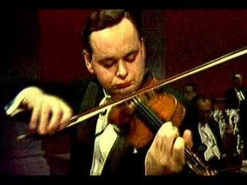 Michael Rabin - Wieniawski Concerto No.2 Part 3