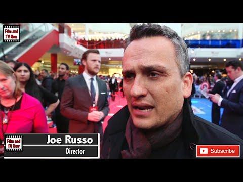 Joe Russo Captain America Civil War European Premiere Interview