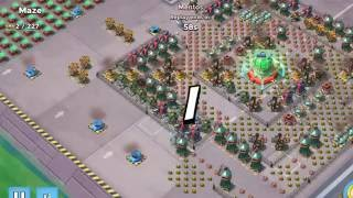 BoomBeach - Maze - Forlorn Hope