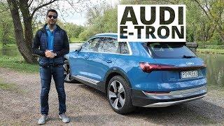 Audi e-tron - najlepsze elektryczne Audi