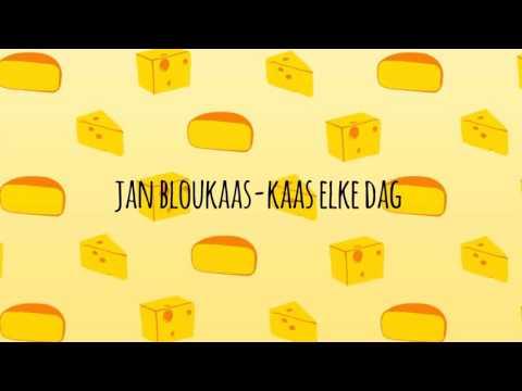 Jan Bloukaas - Kaas Elke Dag