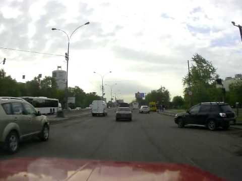 Russian Traffic Police (DPS) in Moscow