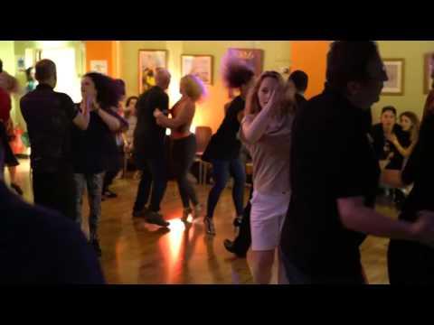 v1 ZoukMotion (NL) & Brazilian Social Dance (UK) - Mafie Zouker special event ~ video by Zouk Soul