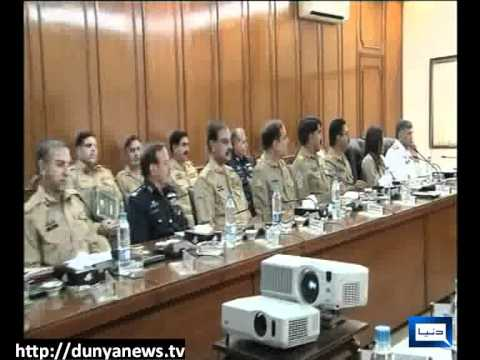 Joint Chief of Staff Committee Discusses Security issues
