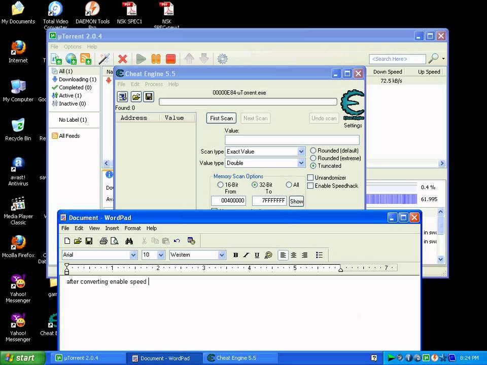 Utorrent Upload Speed Hack