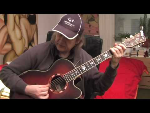 Here Without You 3 Doors Down Guitar Lesson By Siggi Mertens video