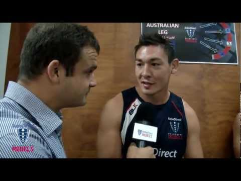 Rebels looking forward to their tour of SA | Super Rugby Video Highlights