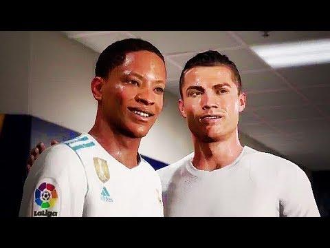 """FIFA 18 The Journey """"Cristiano Ronaldo"""" Trailer"""