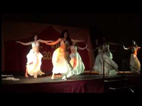 Danzas Arabes AL GANUB Rio Gallegos 2014 -NEILDANCE -Muestra Anual AL GANUB 2014