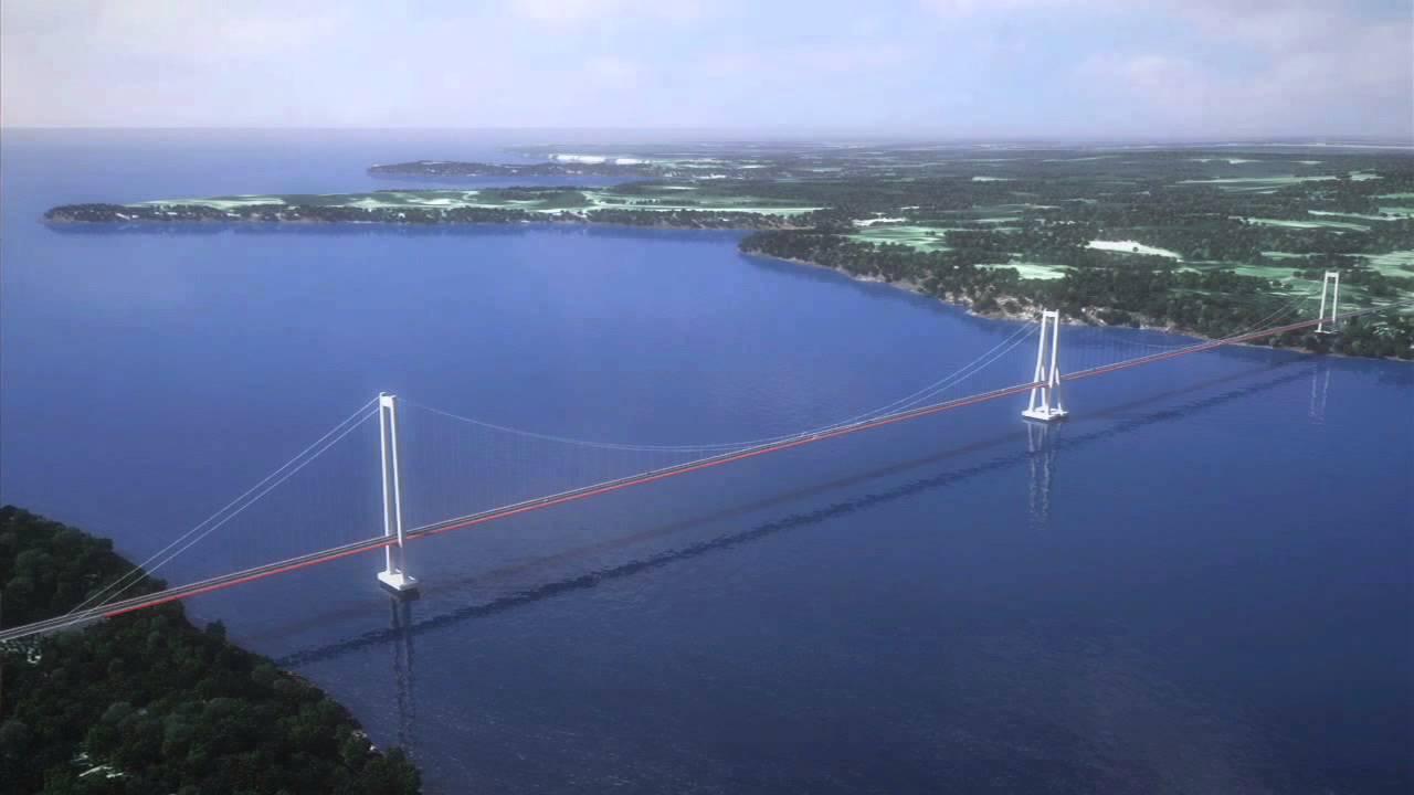 Orgullo Chileno! Inicia la construcción del Mega Puente
