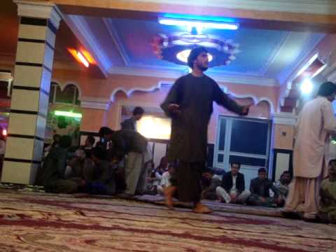Hirat Special Afghan Dance Performed by bachabaz guy 2