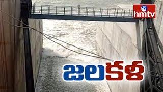 జలకళ సంతరించుకున్న కాళేశ్వరం ప్రాజెక్టు   Special Story On Kaleshwaram Project Water Flow   hmtv