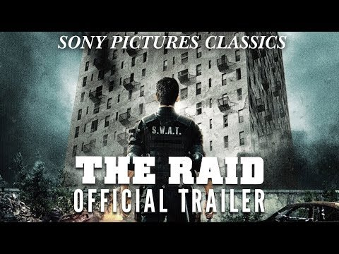 The Raid Official Us Trailer video
