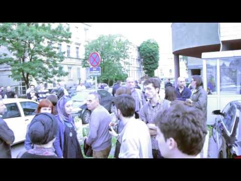 JMBG protest - Sarajevo - 6. Juni 2013