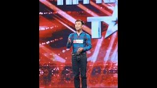 Vietnam's Got Talent 2016 - TẬP 5 - Phần thi nhái giọng các nhân vật - Nguyễn Việt Hồ