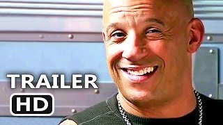 xXx 3 RETURN OF XANDER CAGE - ALL Trailers and Clips Compilation !