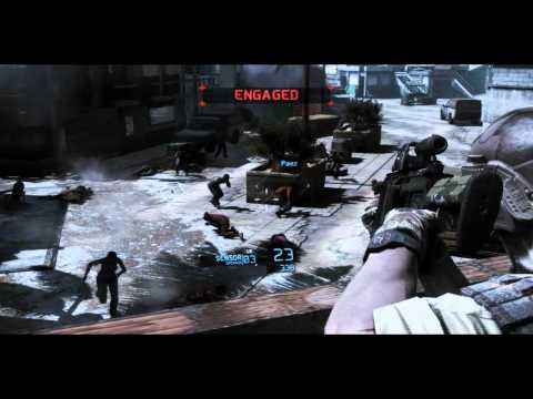 Ghost Recon  Future soldier  walkthrough parte 1