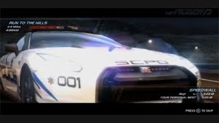 Need for Speed: Hot Pursuit - Nissan GT-R