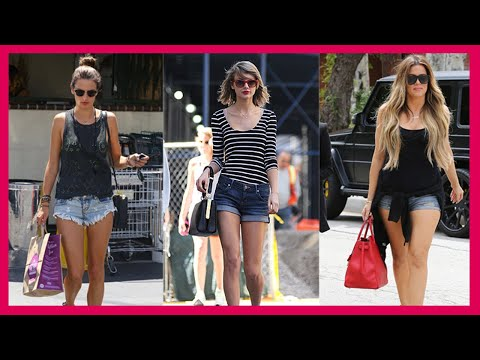 Celebrities Summer Style, Outfits & Fashion 2014  City Style and Fashion  New York Street Fashion
