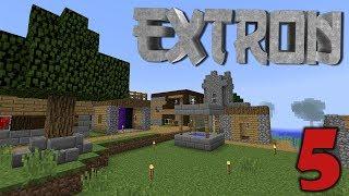 Extron - עולם חדש, ארמור חדש וחווה חדשה
