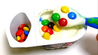 Danone M&M's Chocolate Mix Dessert
