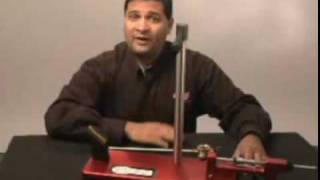 Ballistics Pendulum Demonstration