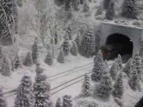 Model Train Snow Scenery 2013 Model Train Snow
